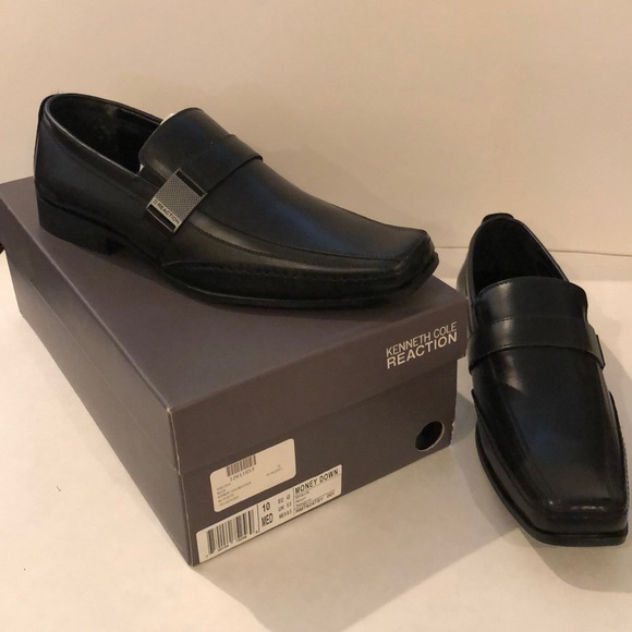 NIB Kenneth Cole Reaction Money Down Loafer Size10